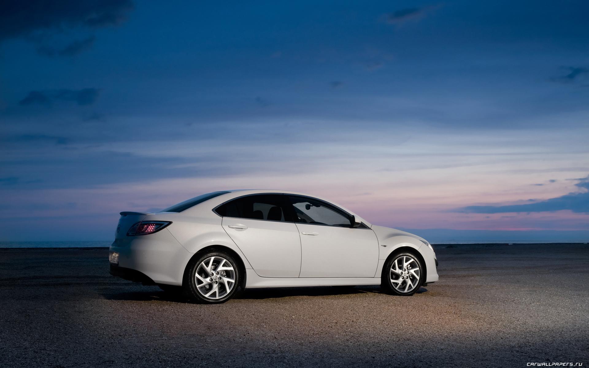 Mazda 6 Wallpapers