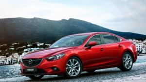 Mazda 6 Widescreen