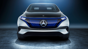 Mercedes Generation Eq Desktop