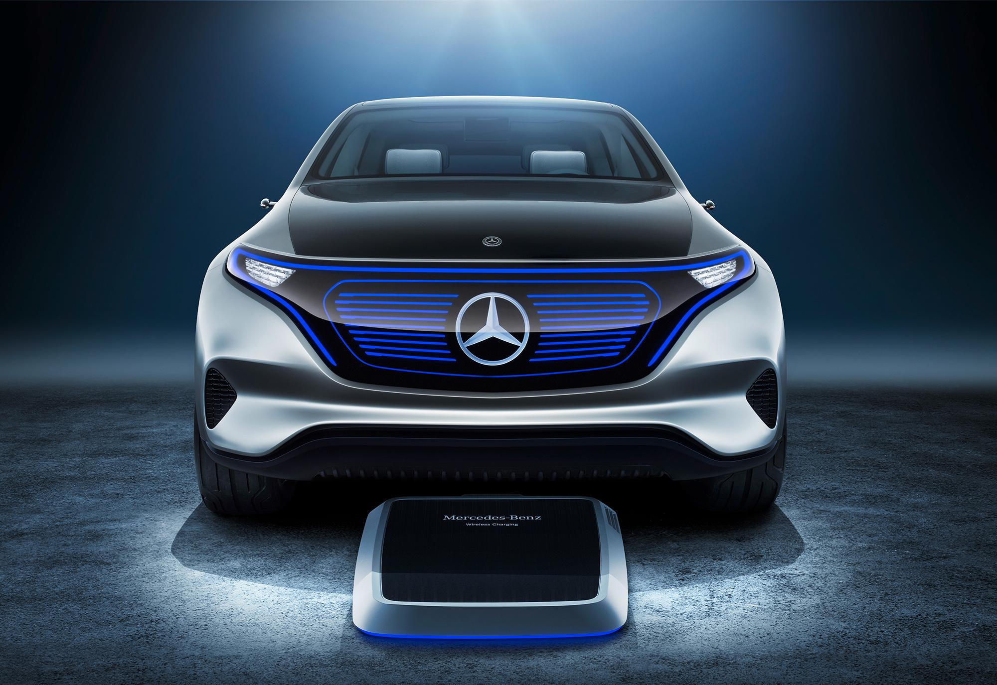 Mercedes Generation Eq Hd