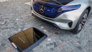 Mercedes Generation EQ HD Wallpaper