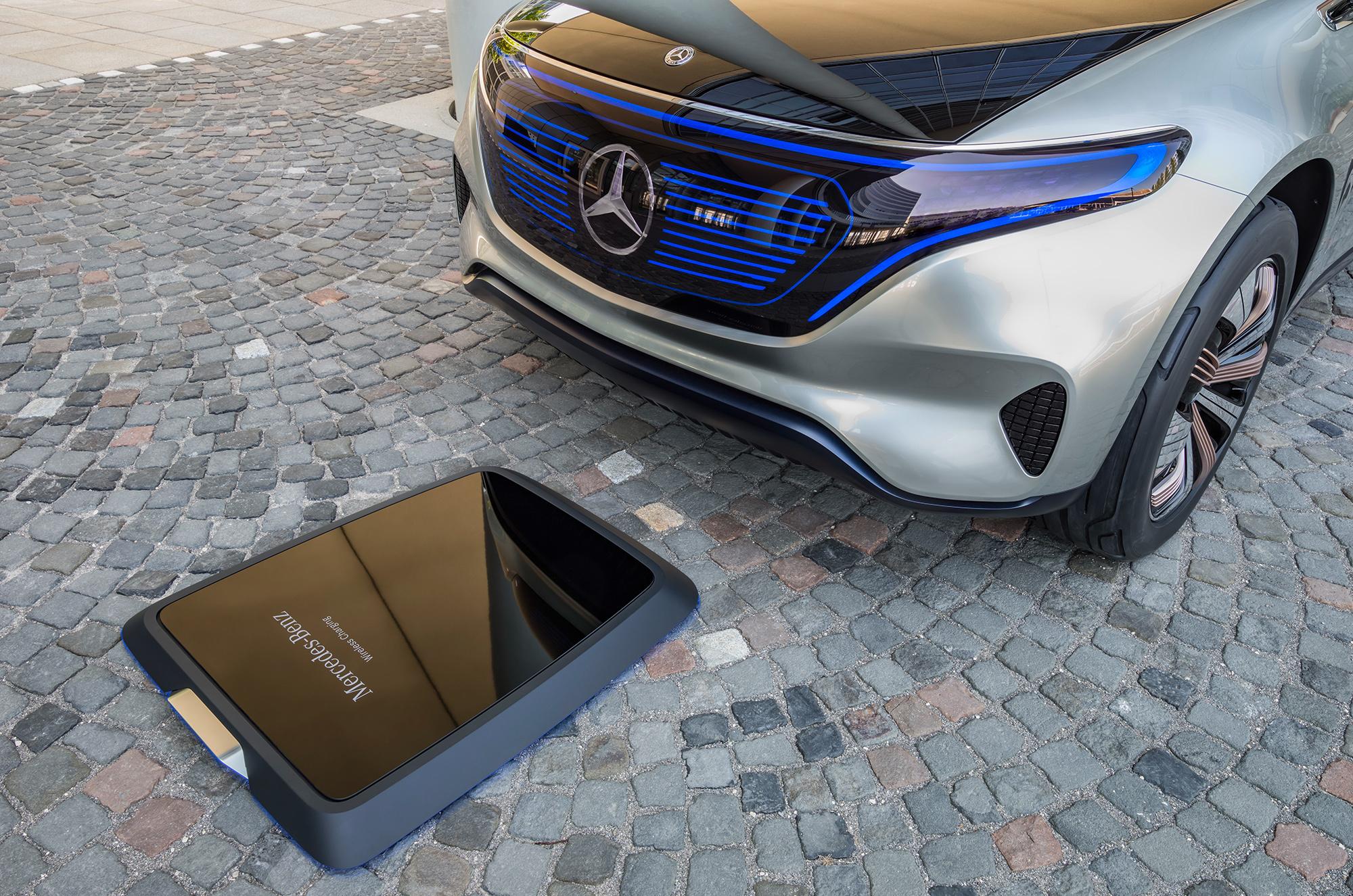 Mercedes Generation EQ HD Wallpaper