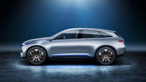 Mercedes Generation Eq High Definition