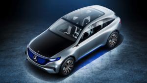 Mercedes Generation Eq Full Hd