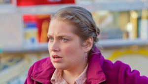 Merritt Wever Background