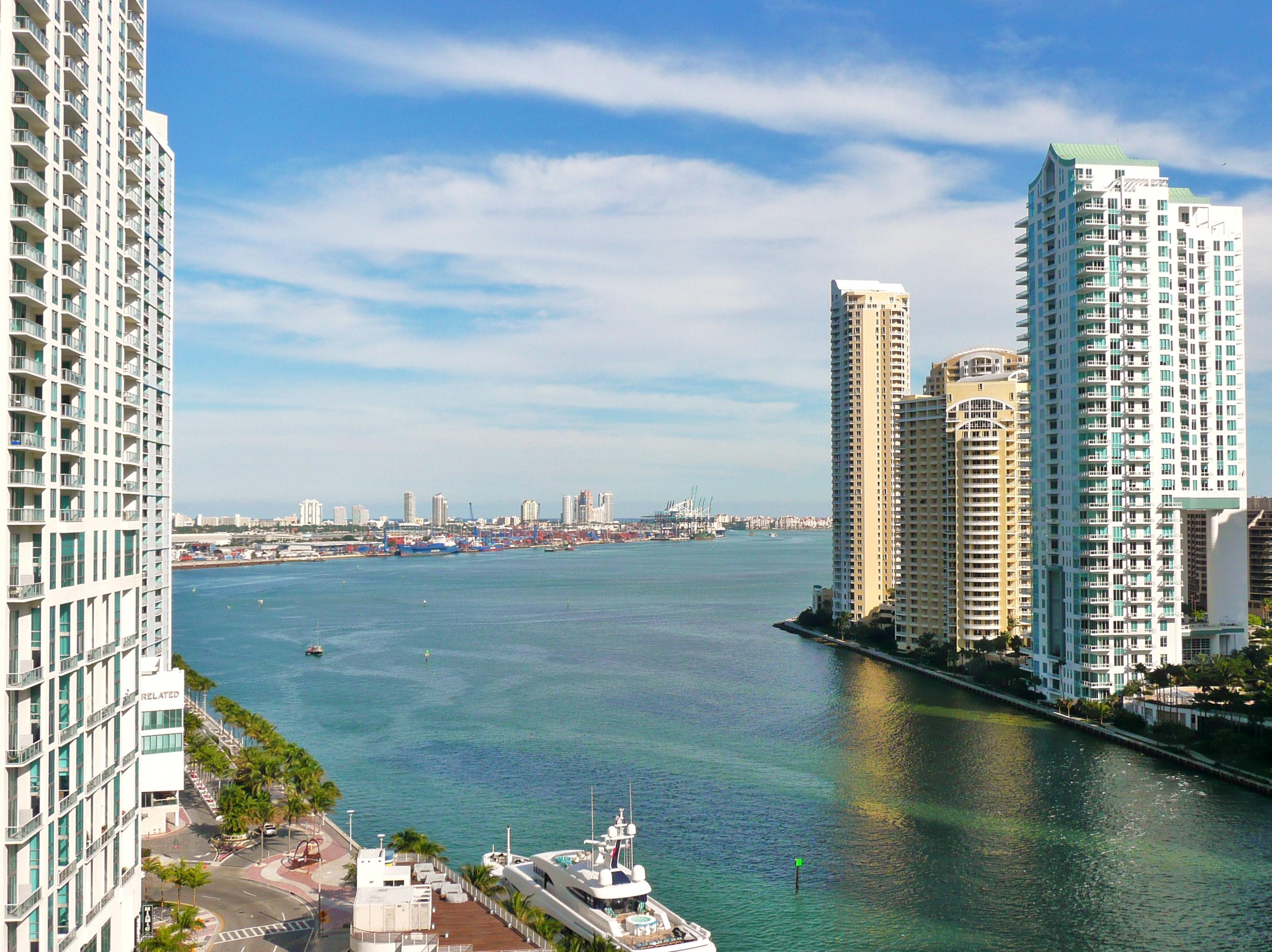Miami Hd Background