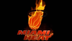 Miami Heat Background
