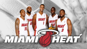 Miami Heat HD Deskto
