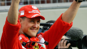 Michael Schumacher 4K