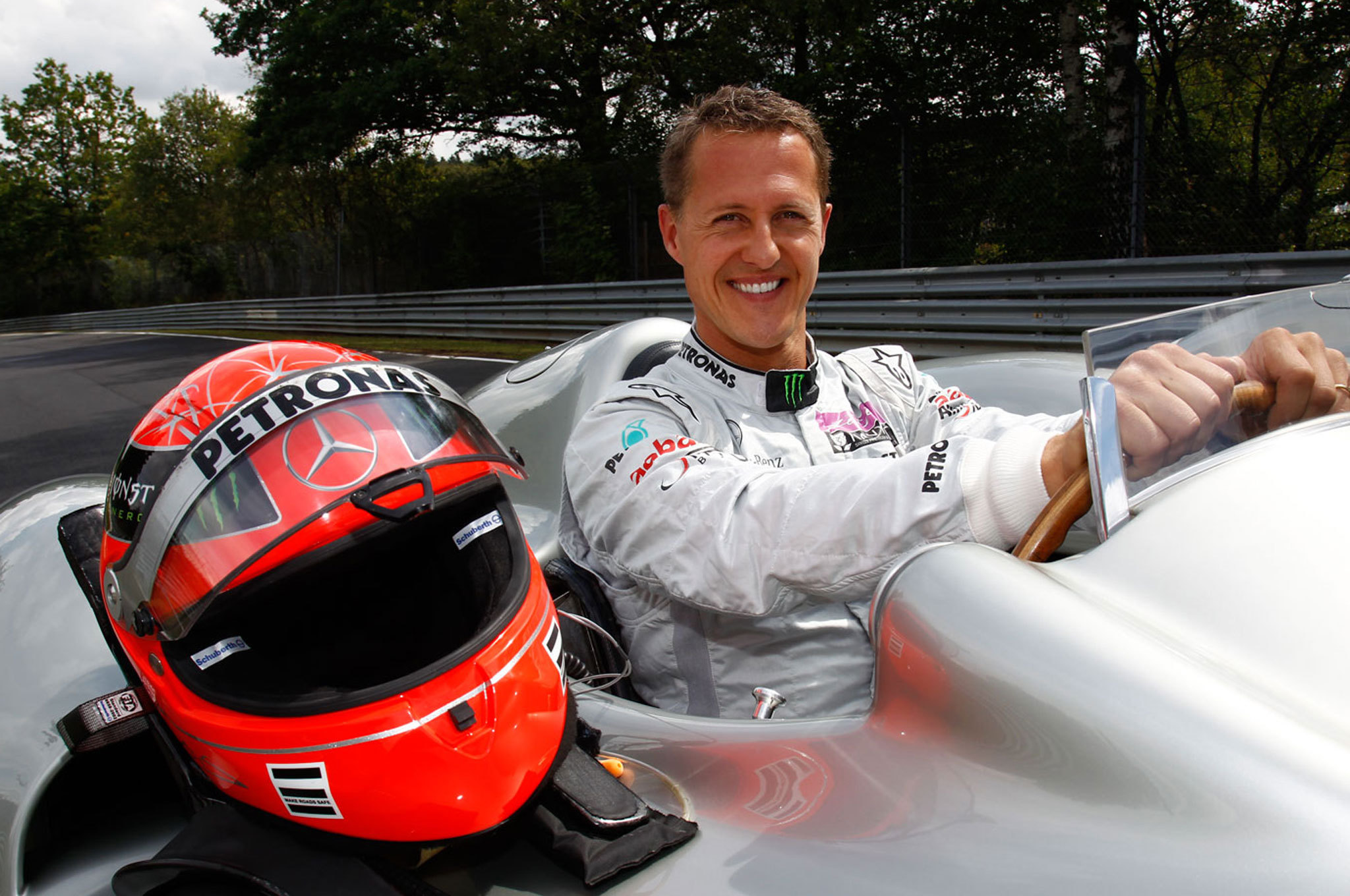 Michael Schumacher Background