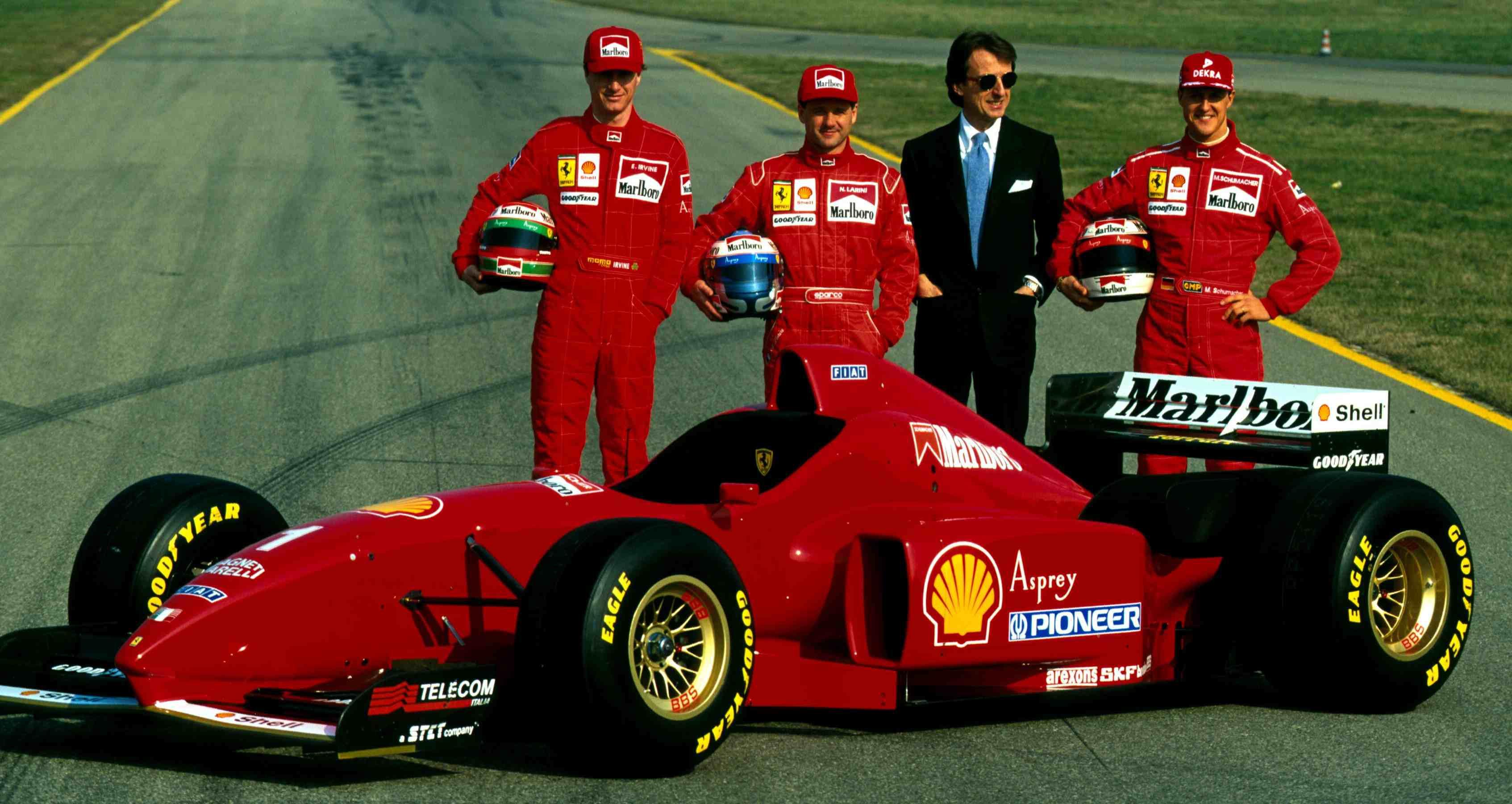 Michael Schumacher Computer Wallpaper