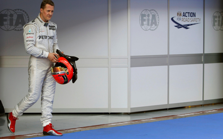 Michael Schumacher HD Background