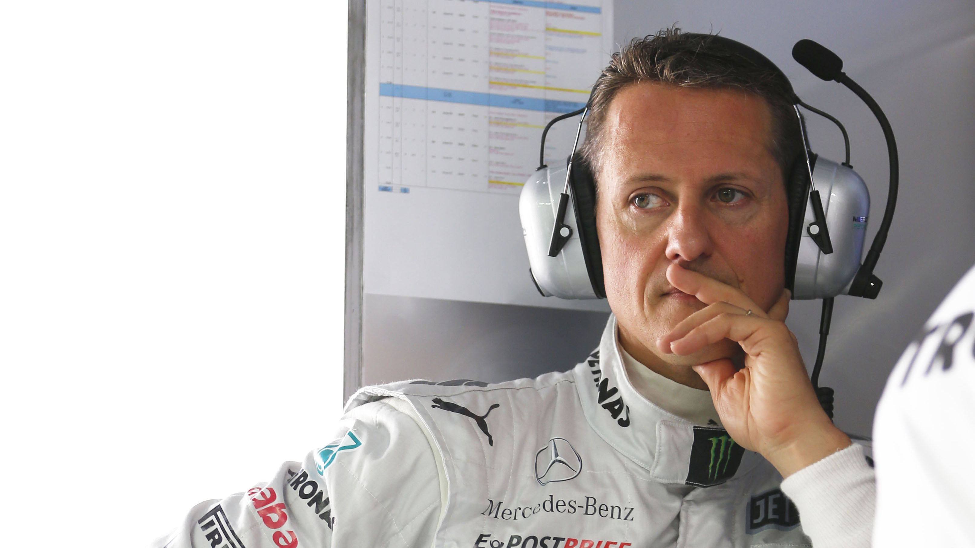 Michael Schumacher HD Wallpaper