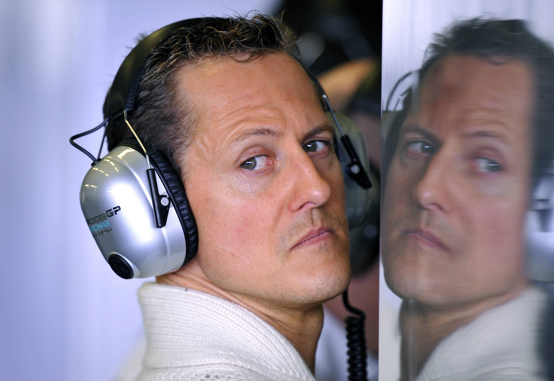 Michael Schumacher HD