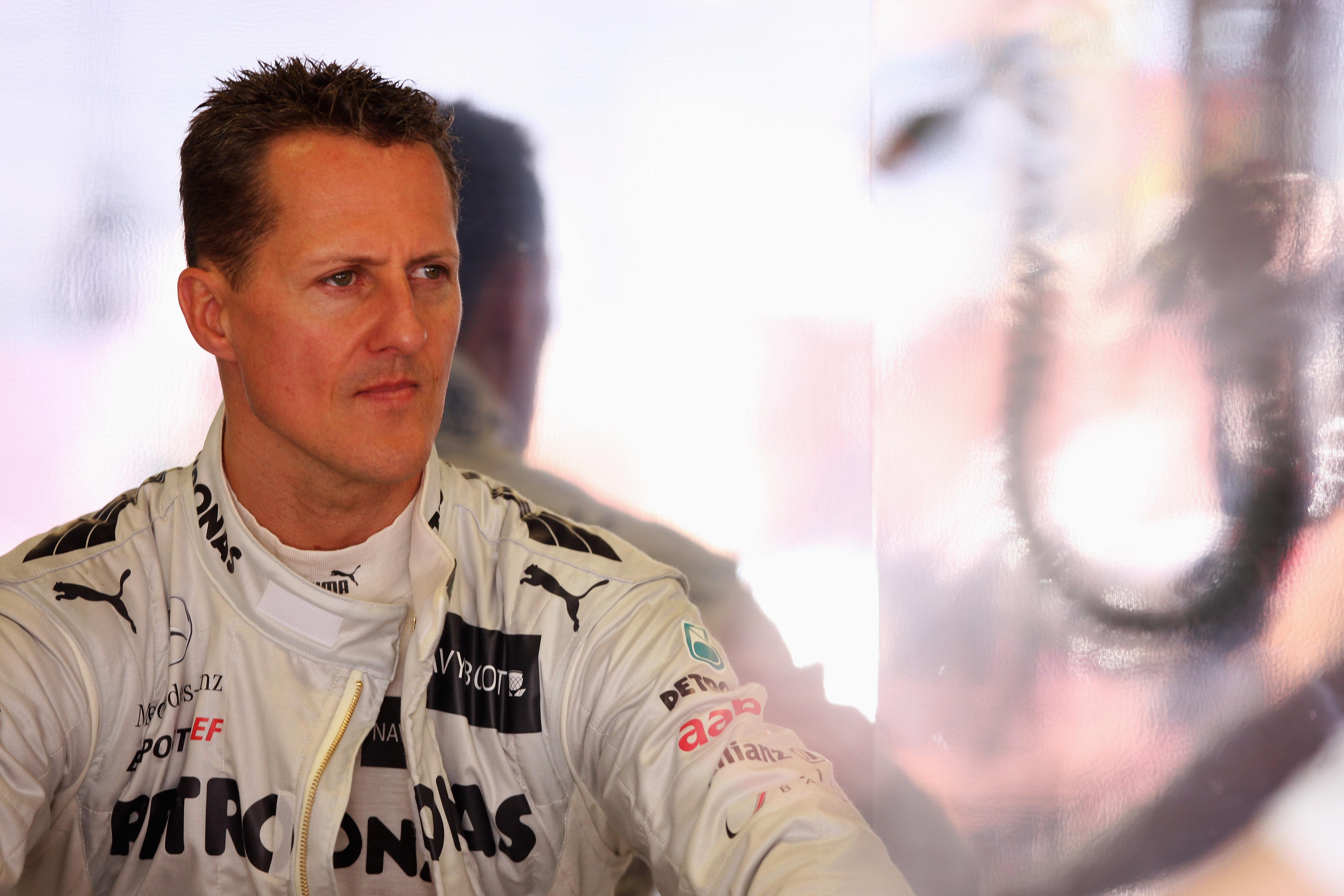 Michael Schumacher High Definition Wallpapers