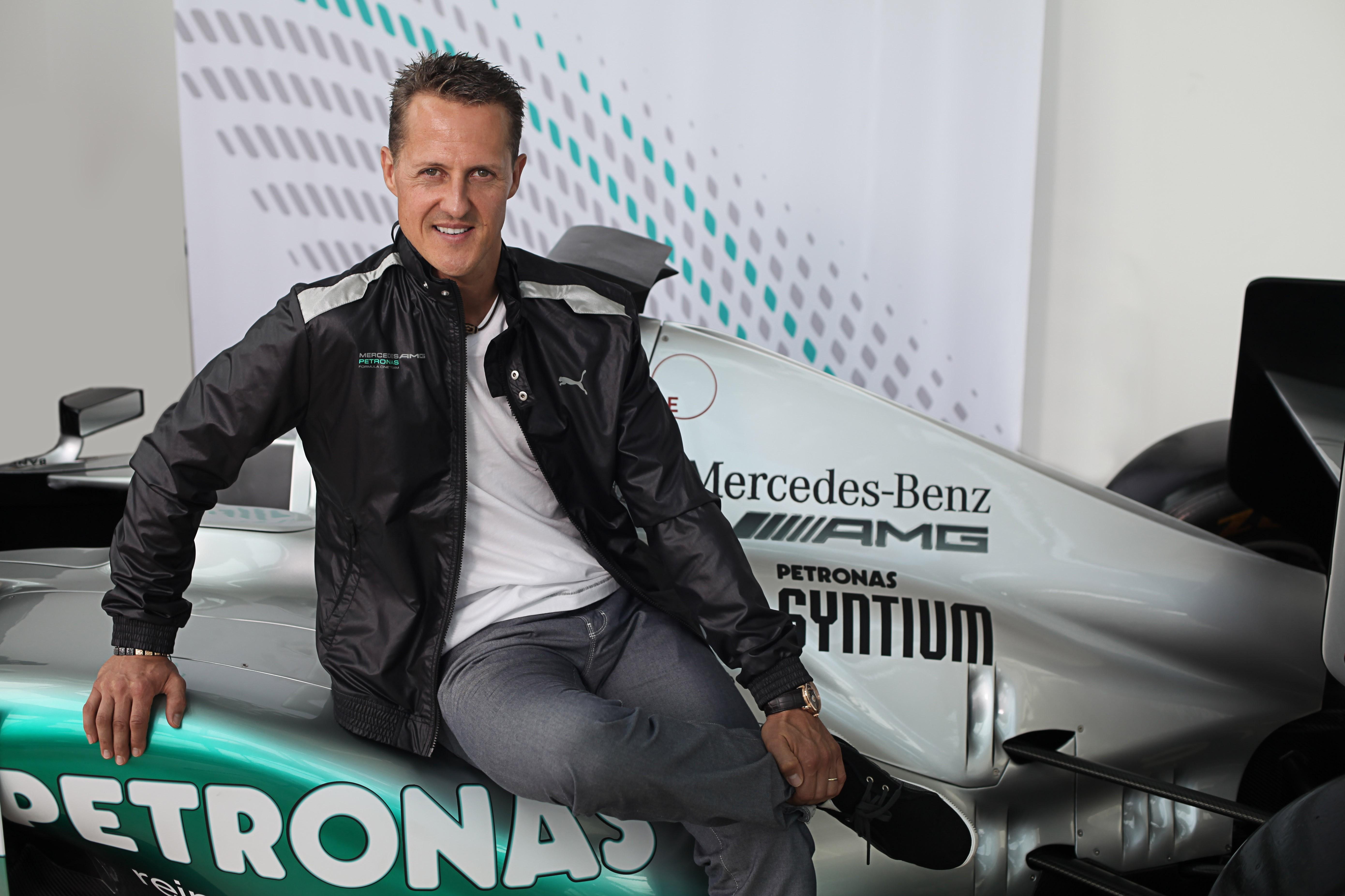 Michael Schumacher High Definition