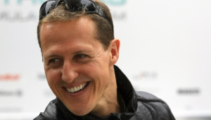 Michael Schumacher For Deskto