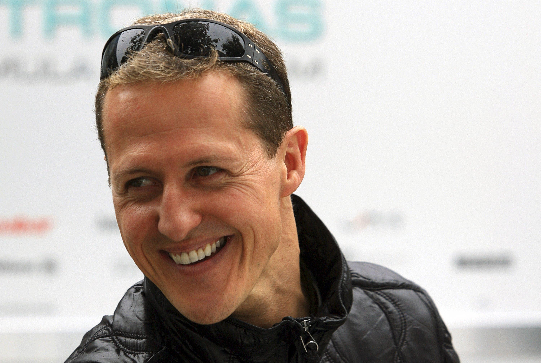Michael Schumacher For Deskto