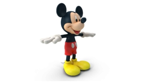 Mickey Mouse 4k