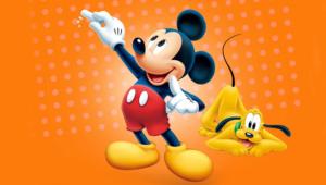 Mickey Mouse Desktop