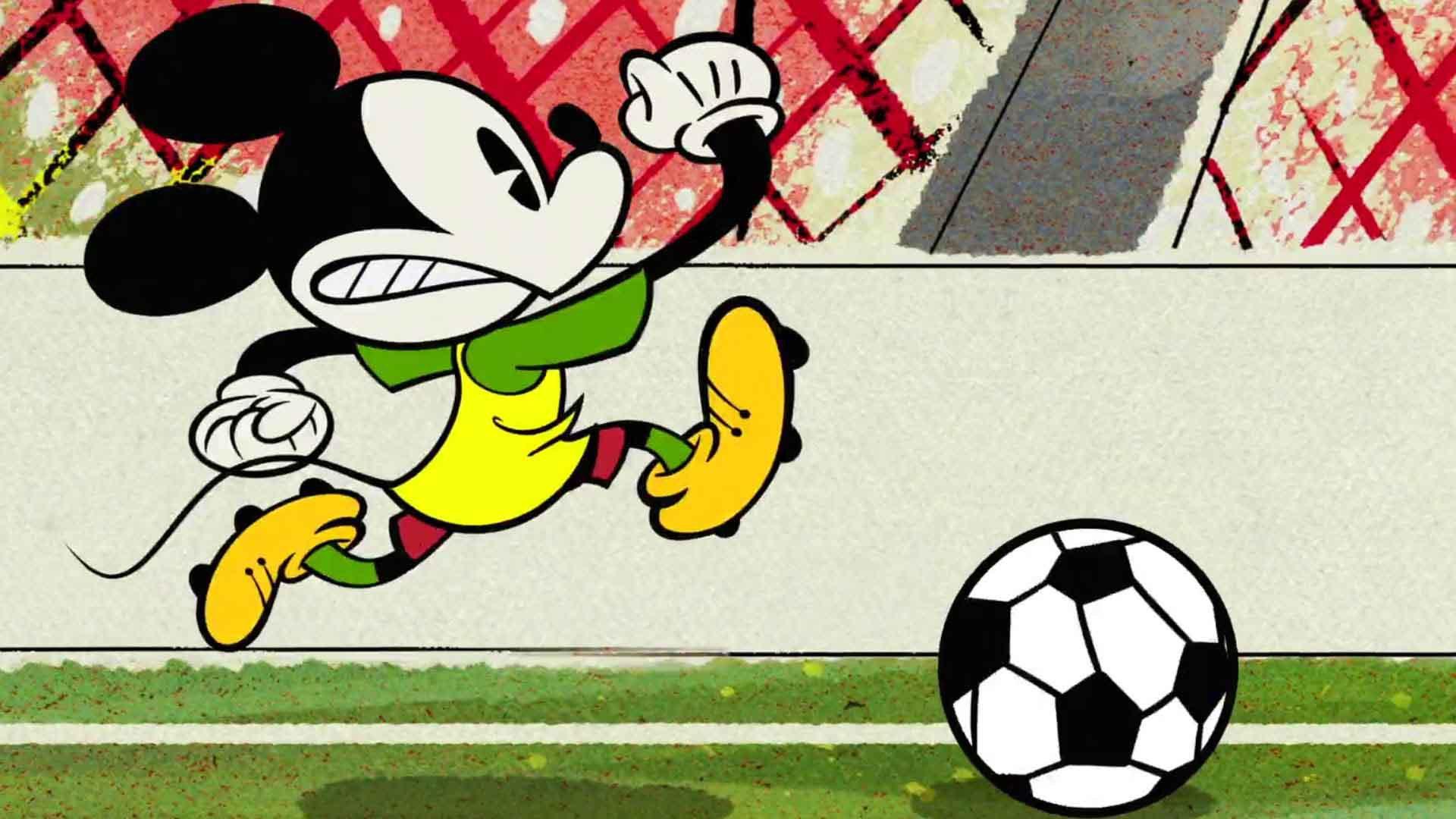 Mickey Mouse Hd Desktop