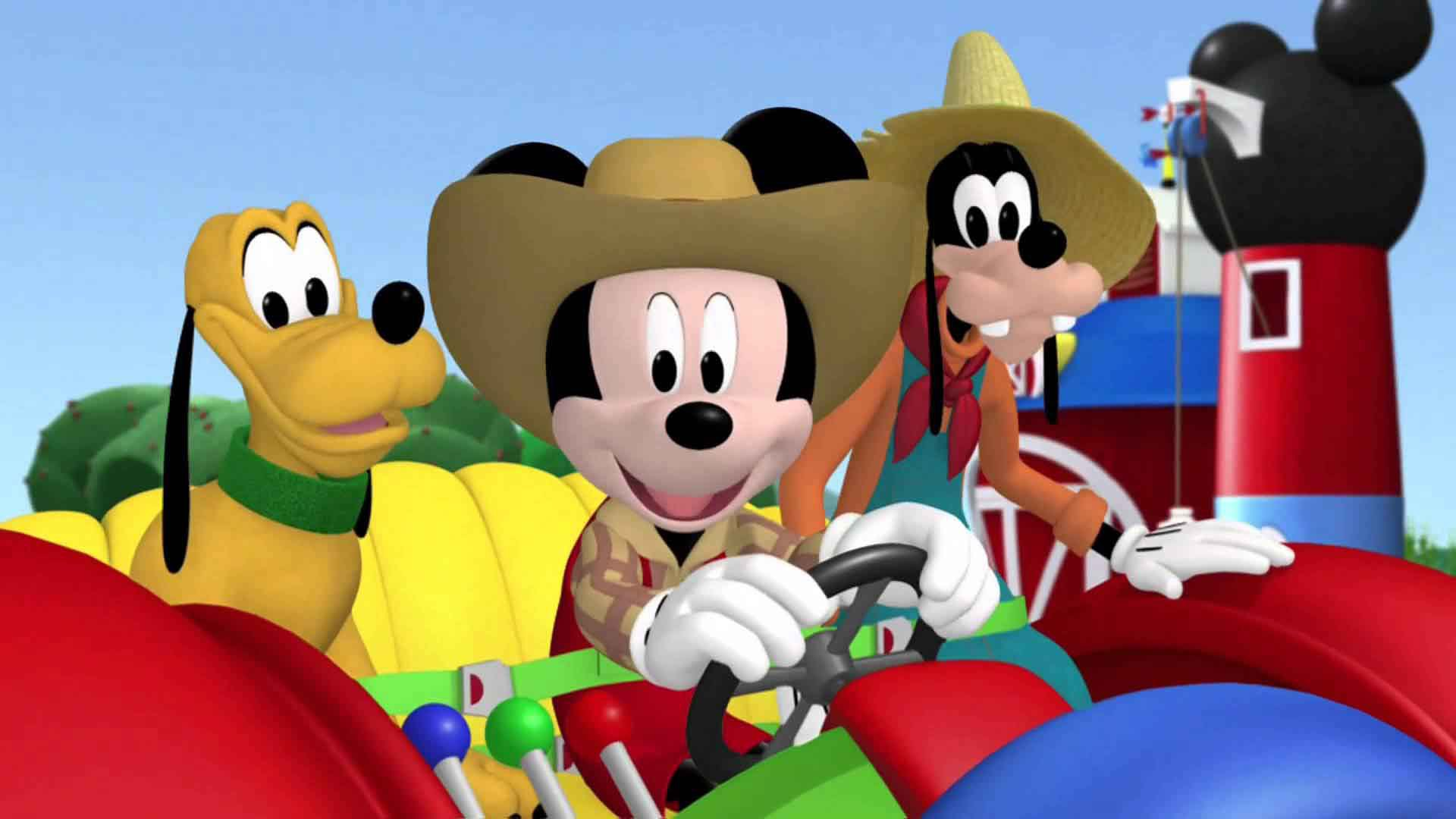 Mickey Mouse High Definition Wallpapers