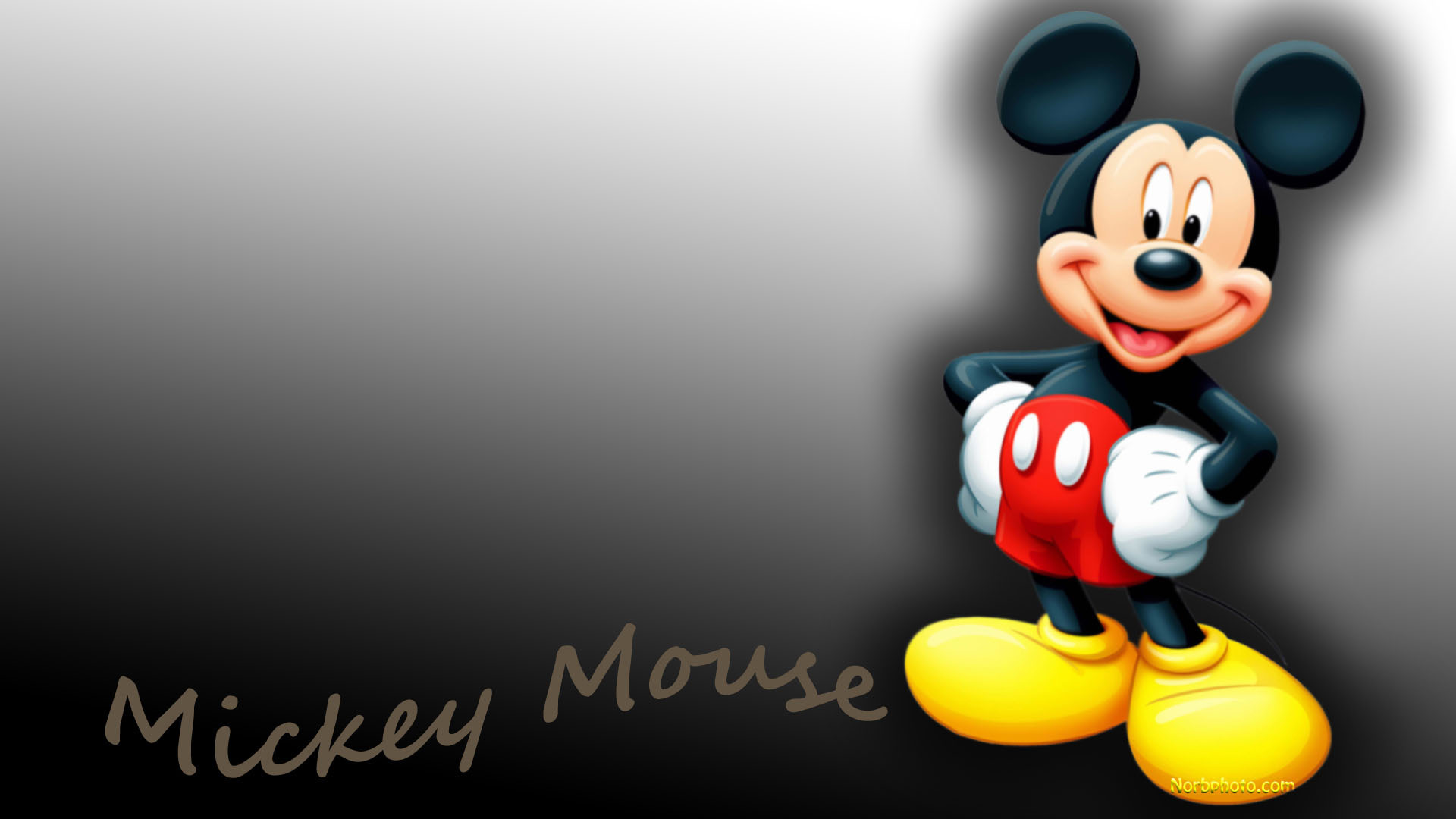 Mickey Mouse High Definition