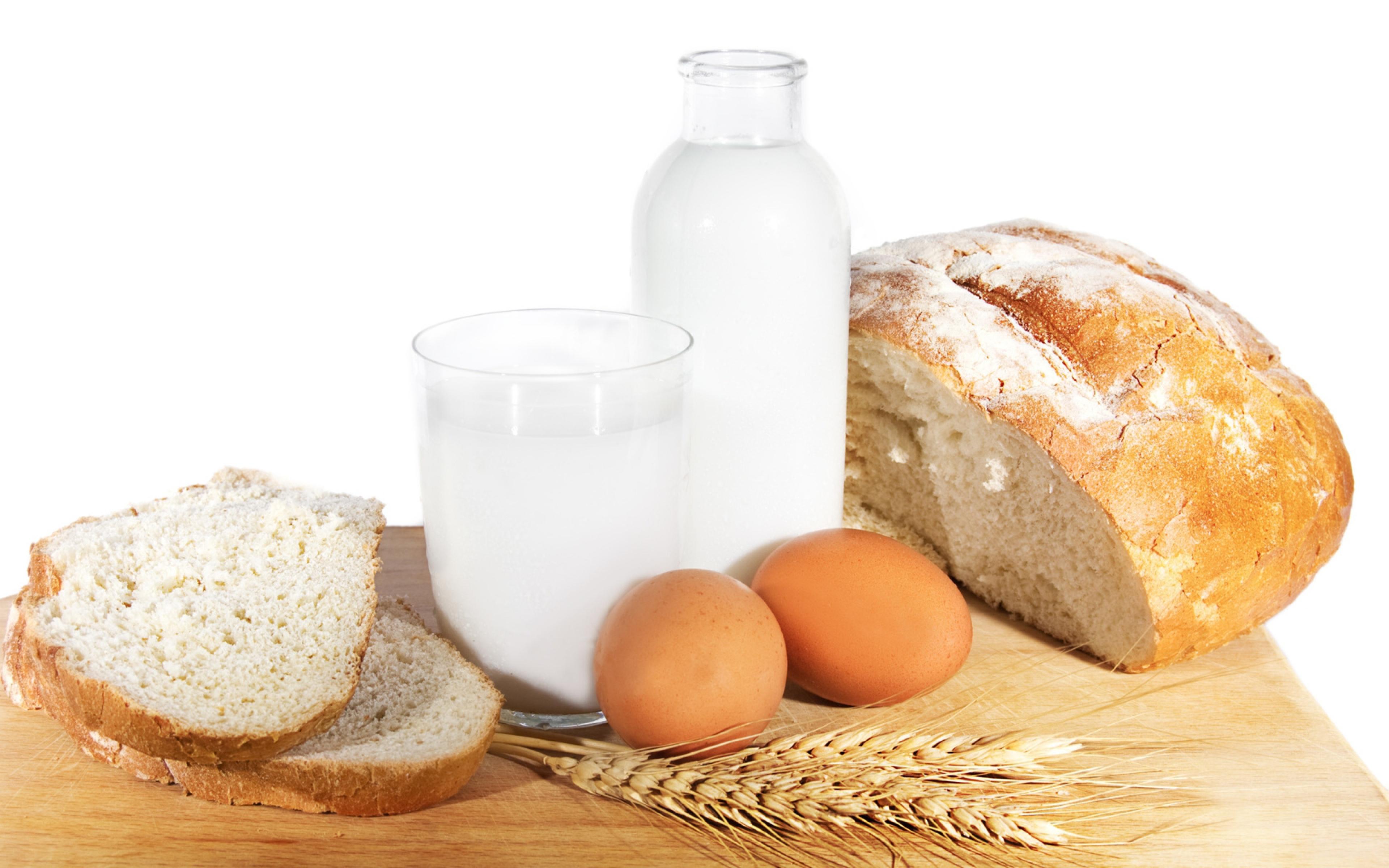 Milk Background