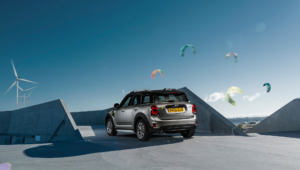 Mini Countryman Background
