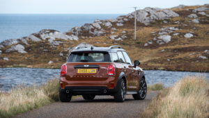 Mini Countryman Desktop Wallpaper