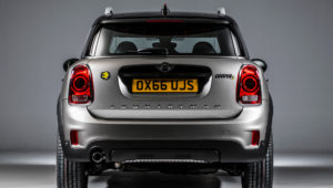 Mini Countryman HD Background