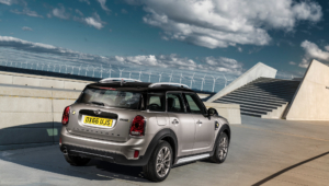Mini Countryman Widescreen