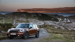 Mini Countryman For Deskto