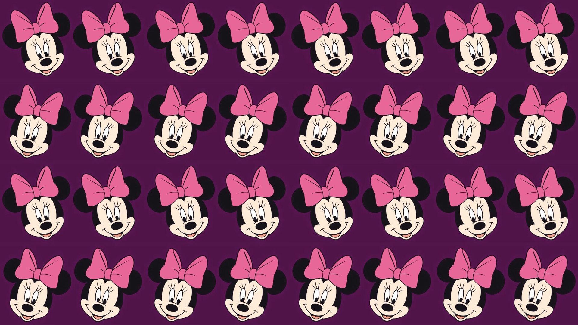Minnie Mouse HD Deskto