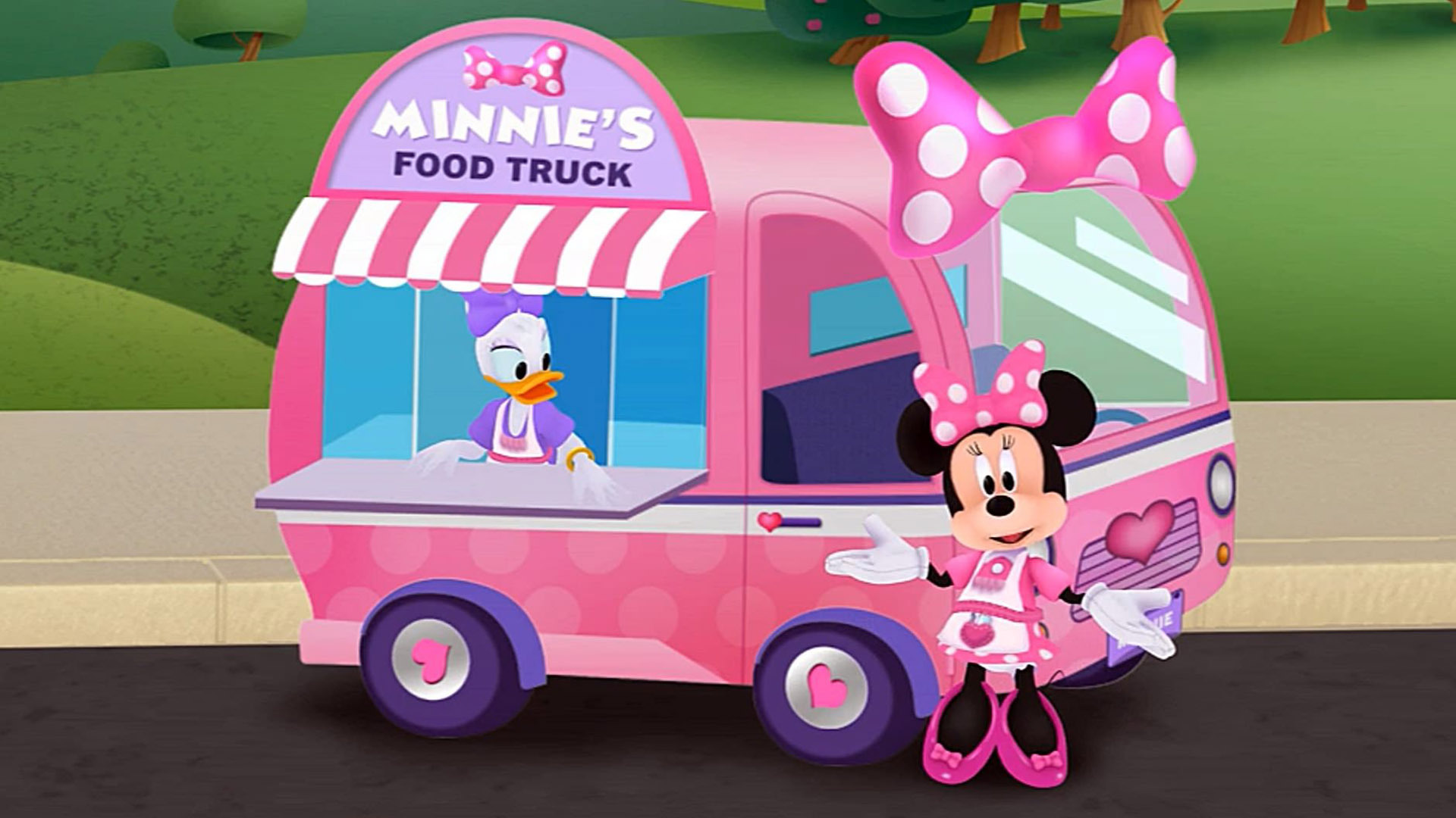 Minnie Mouse High Quality Wallpapers