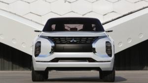 Mitsubishi GT PHEV 4K