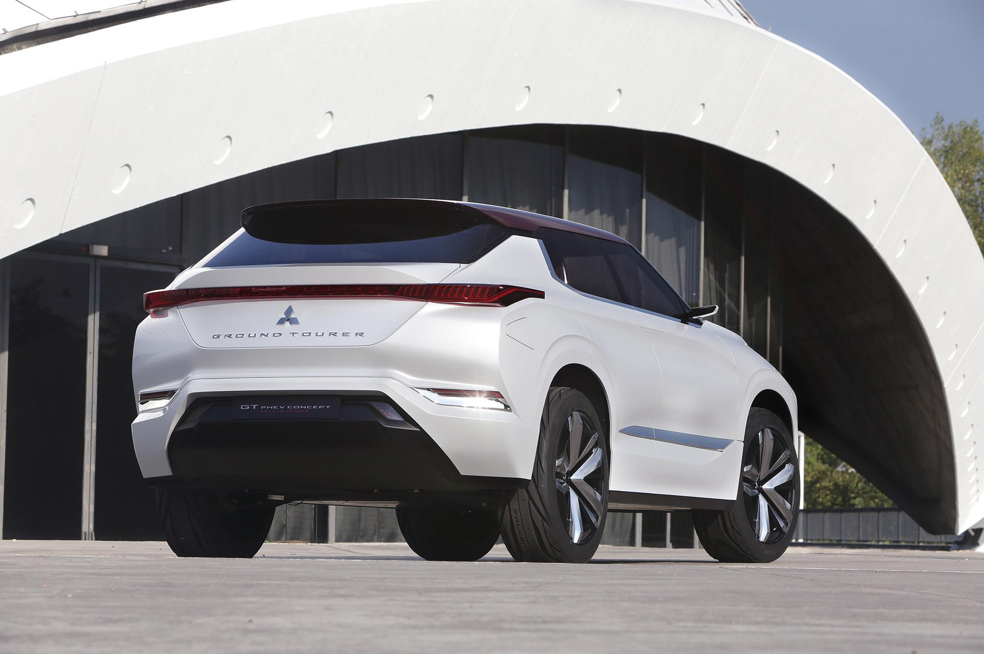 Mitsubishi GT PHEV Download