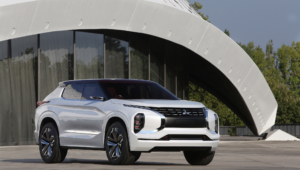 Mitsubishi GT PHEV High Definition