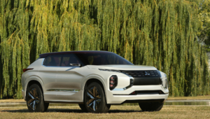Mitsubishi GT PHEV Wallpapers HQ