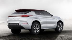 Mitsubishi GT PHEV Widescreen
