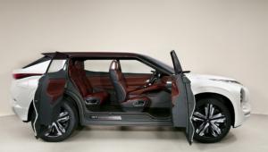 Mitsubishi GT PHEV For Deskto