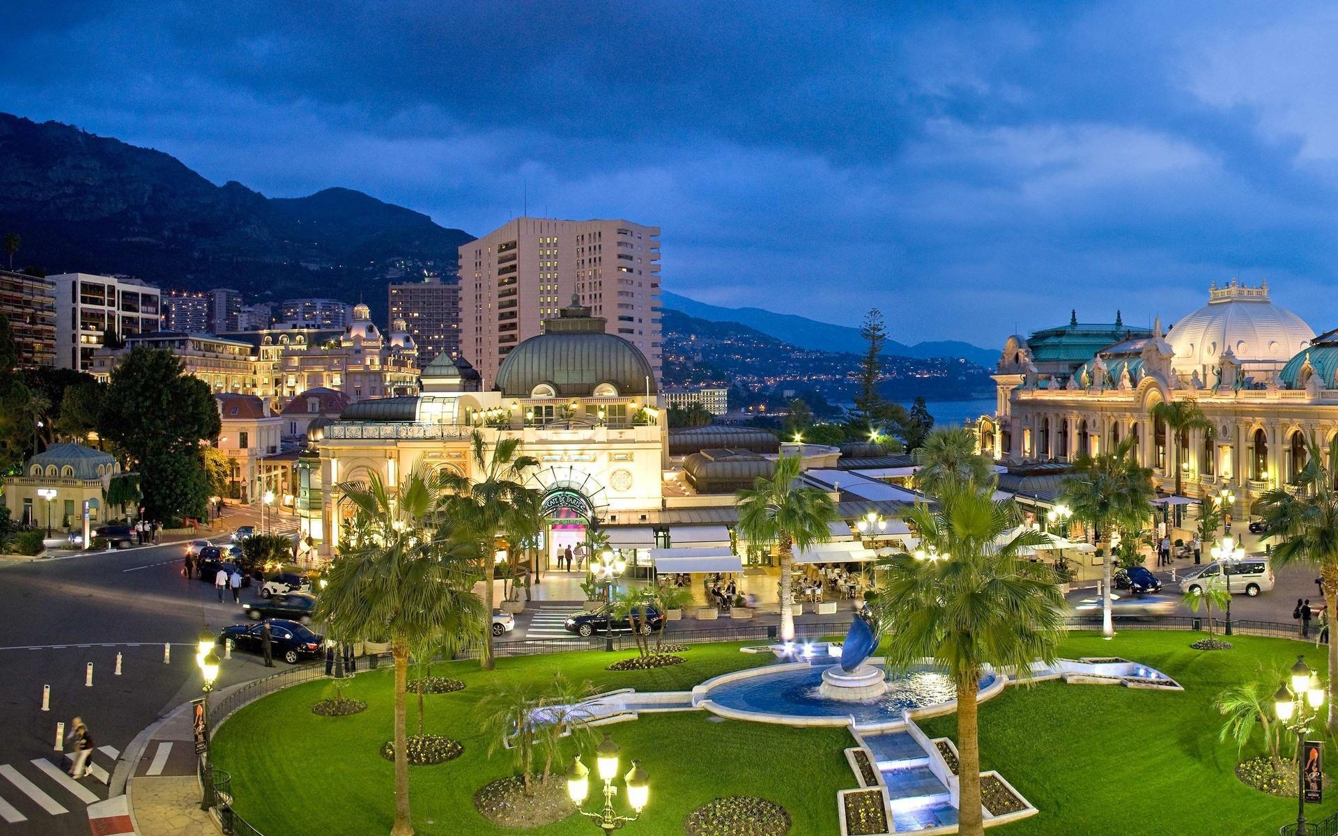 Monaco Background