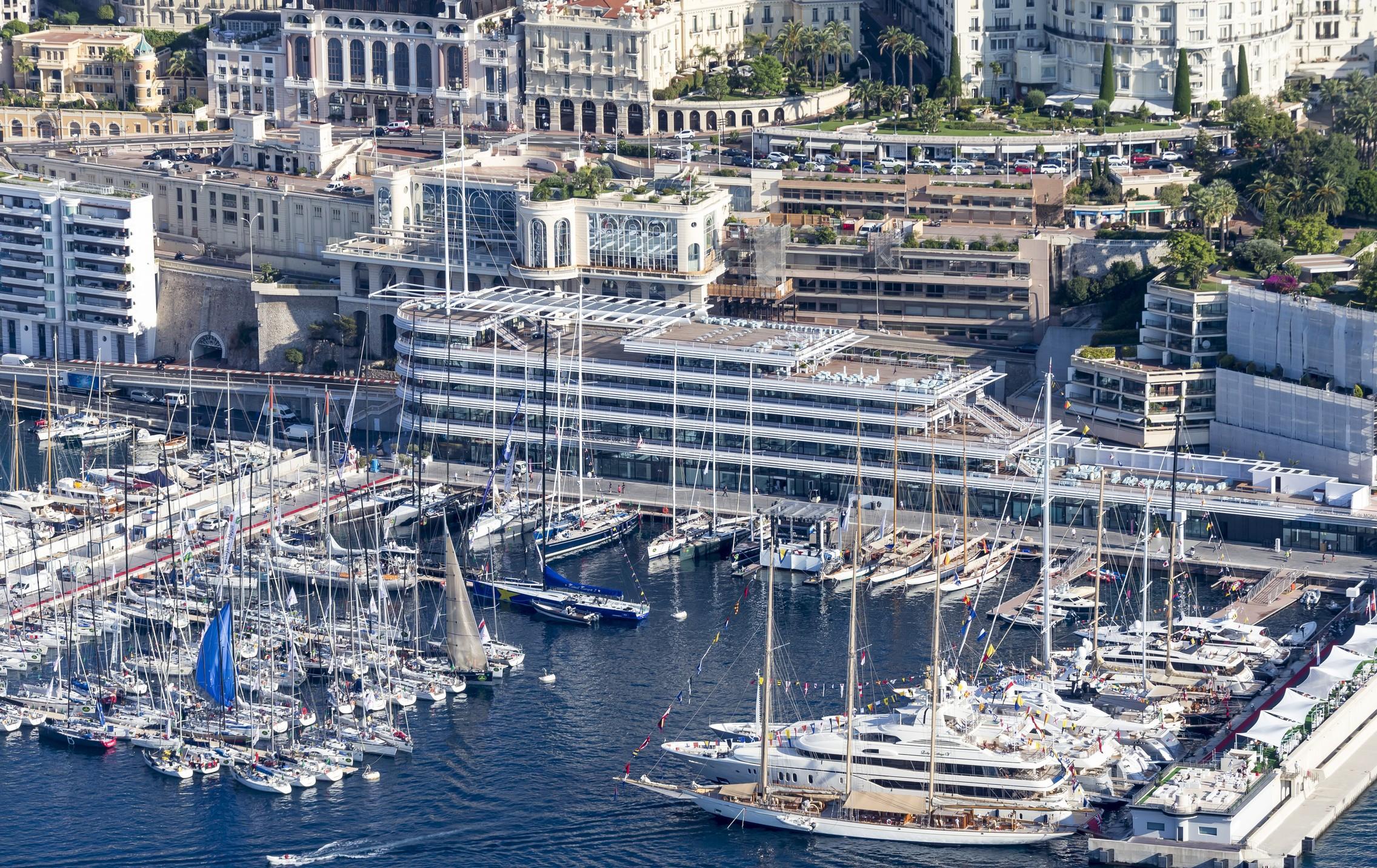 Monaco Computer Backgrounds