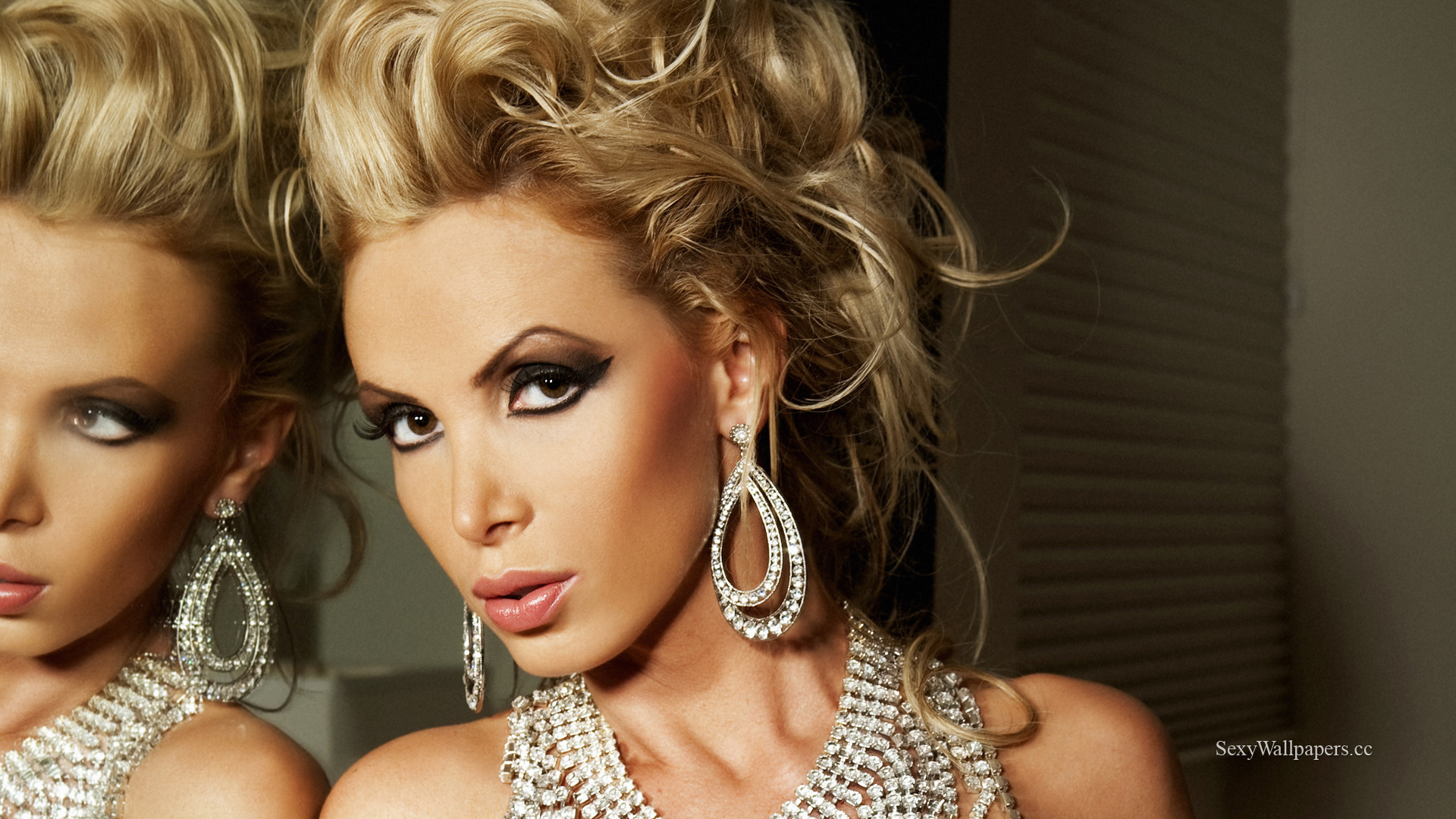 Nikki Benz HD Wallpaper