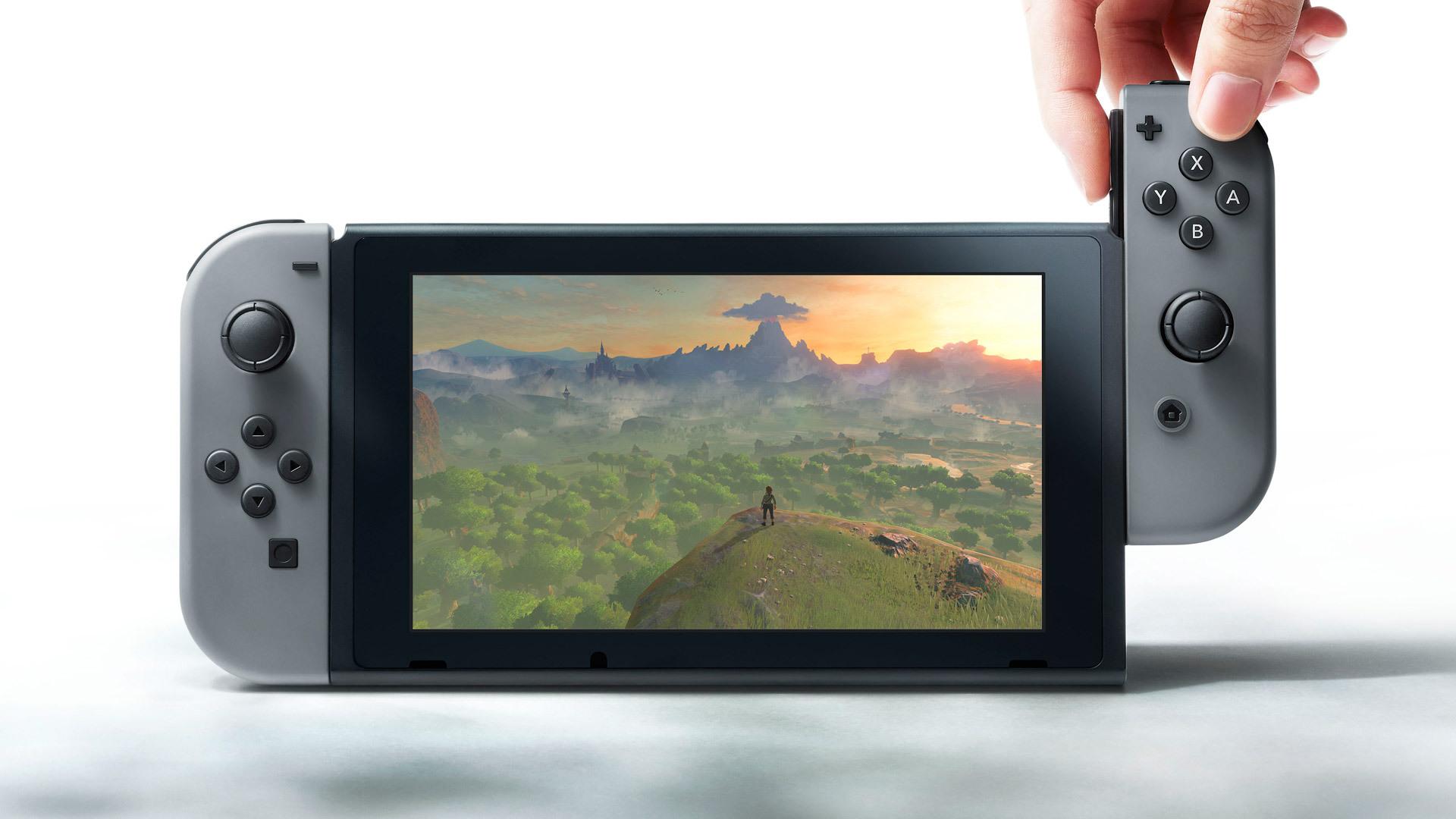 Nintendo Switch Wallpaper