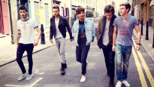 One Direction HD Background