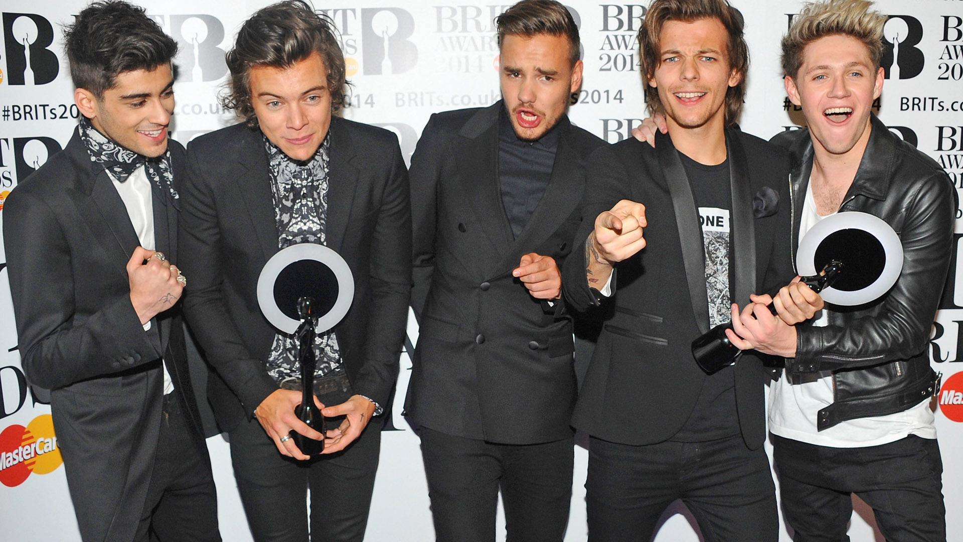 One Direction For Desktop Background