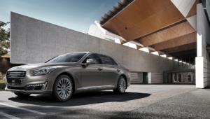 Pictures Of Genesis G90