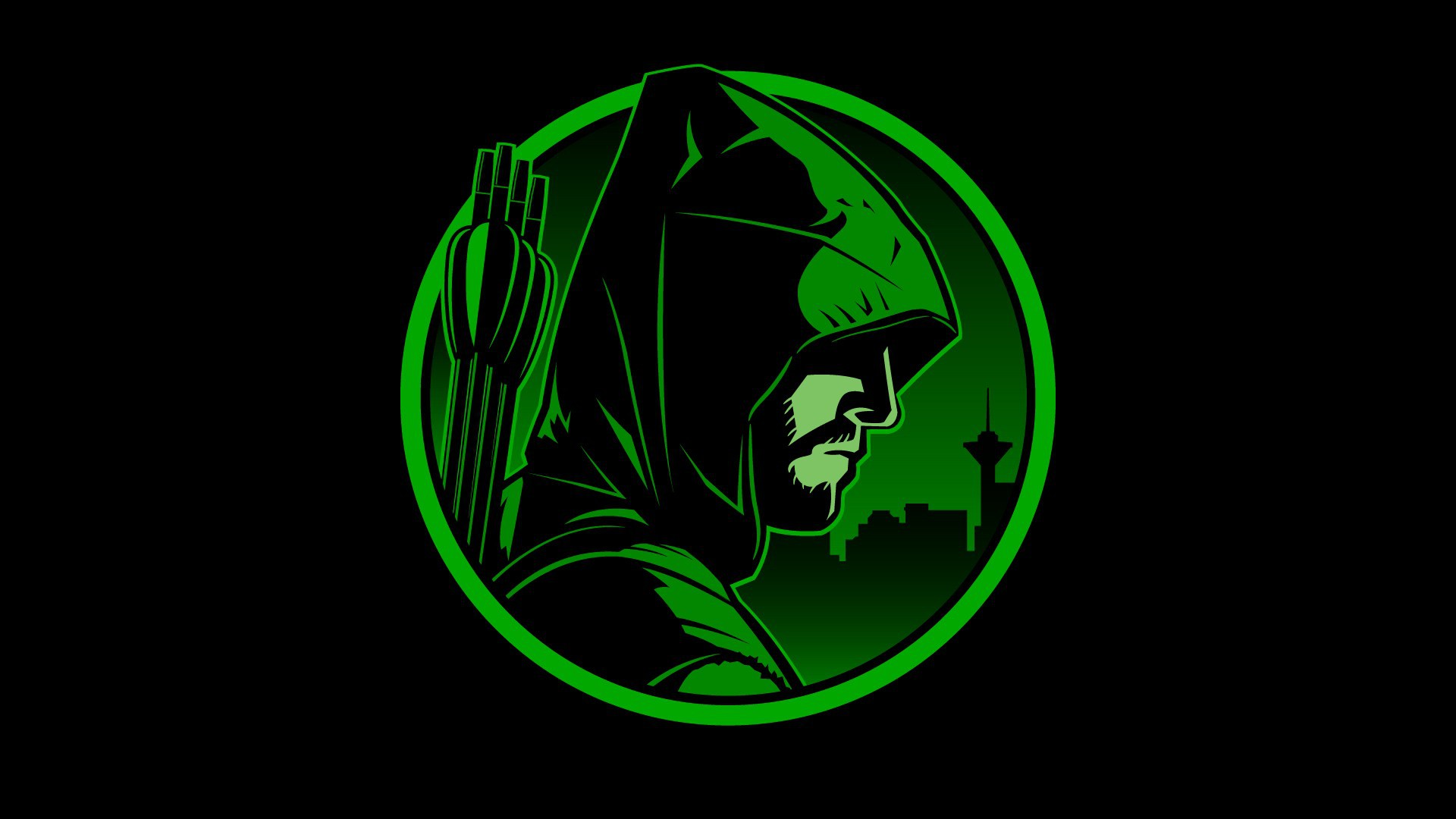 Pictures Of Green Arrow