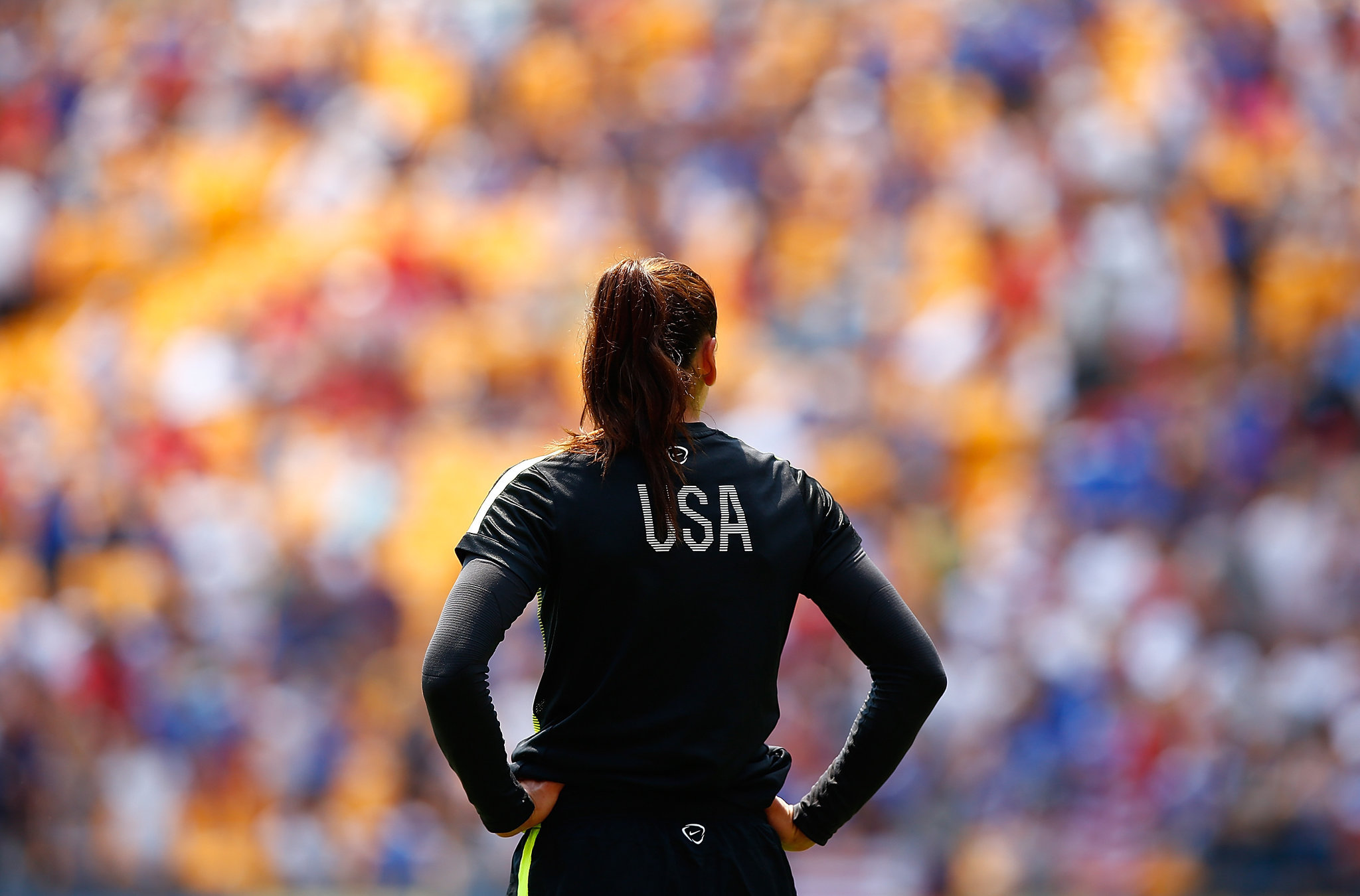 Pictures Of Hope Solo